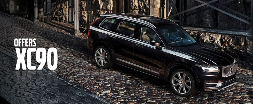 Volvo Xc90 Personal Contract Hire Offer Norwich Holden Group