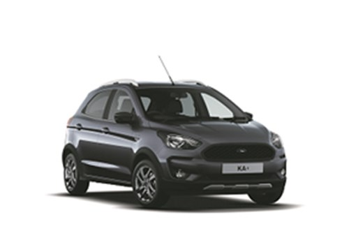 NEW FORD KA Active