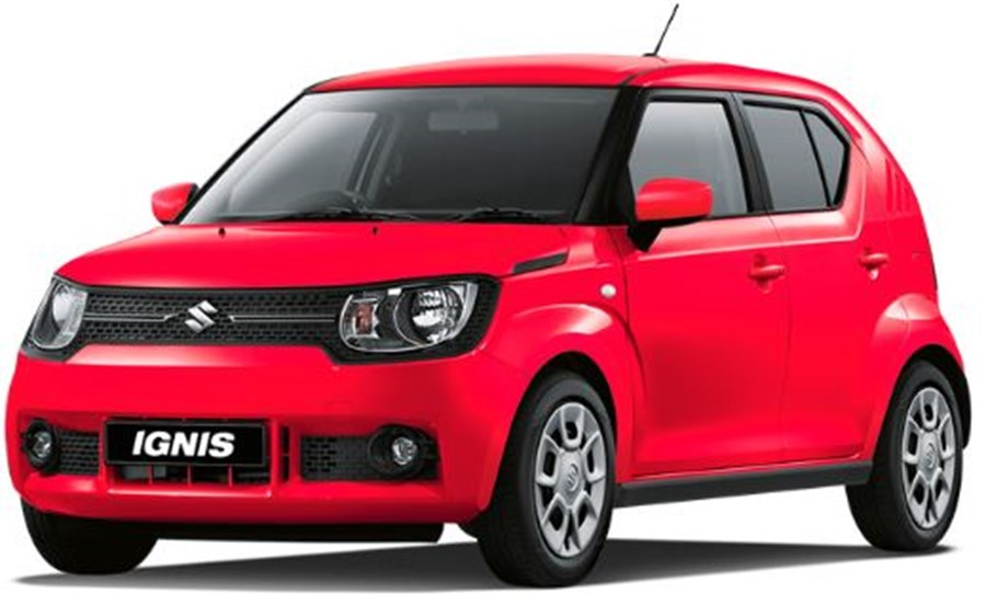 Ignis 1.2 Dualjet Hybrid SZ3