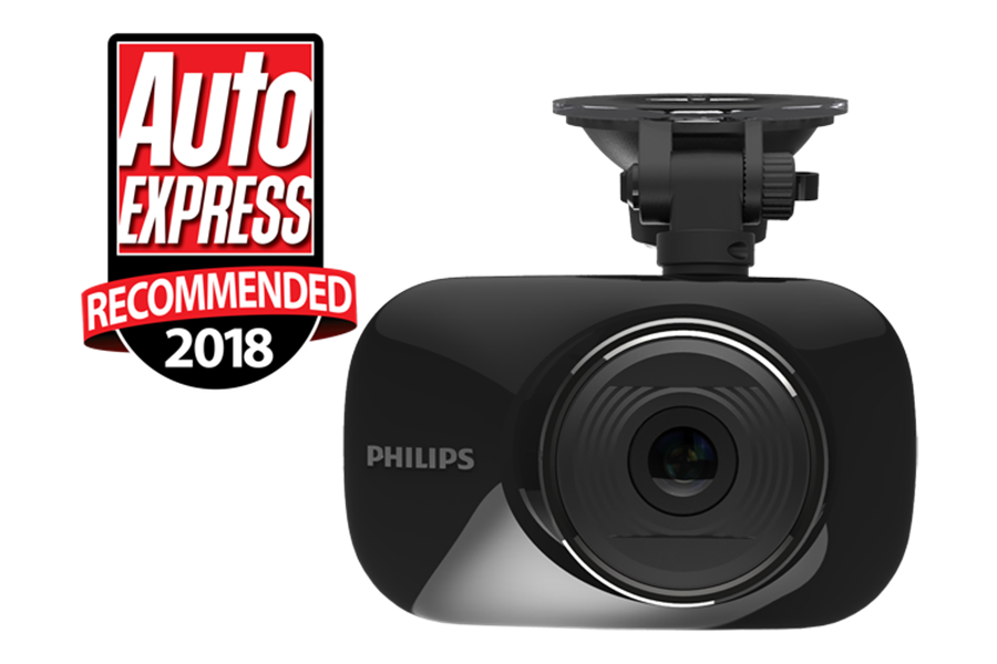 Philips Dash Cam - ADR820
