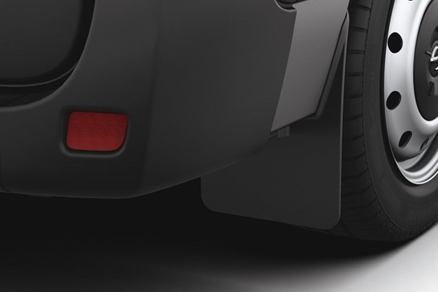 Mudguards - Front