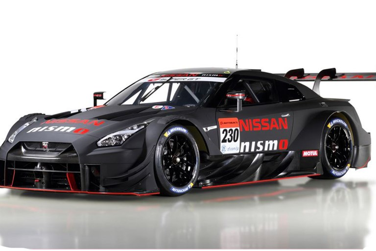 Nissan and Nismo Offer First Look at 2020-Spec Nissan GT-R Nismo gt500