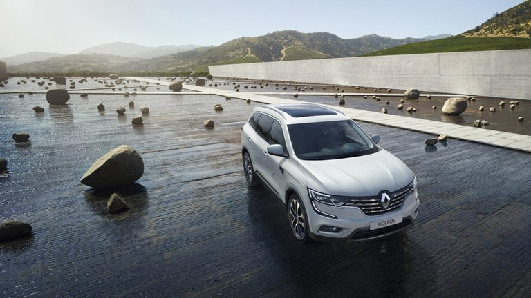 Renault KOLEOS Motability Offer