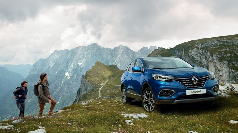 Renault KADJAR Motability Offer