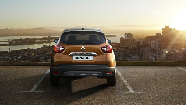 Renault Captur Motability Offer