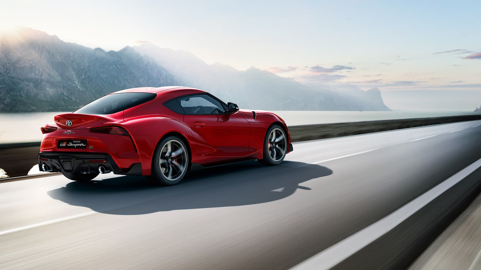 All New Toyota GR Supra