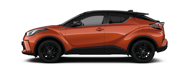 Toyota New C-HR