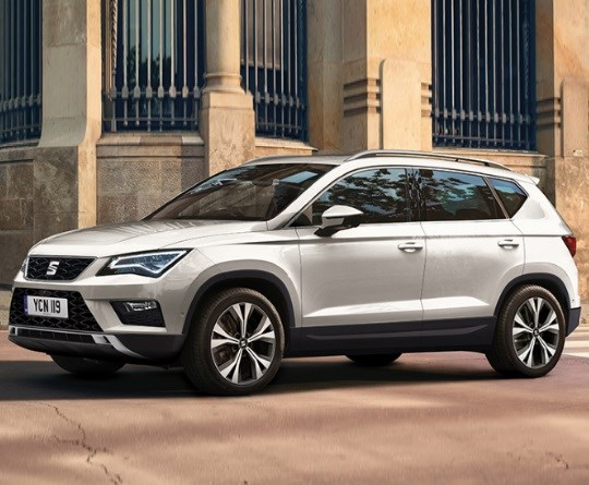 Ateca SE Technology from £599 Advance Payment