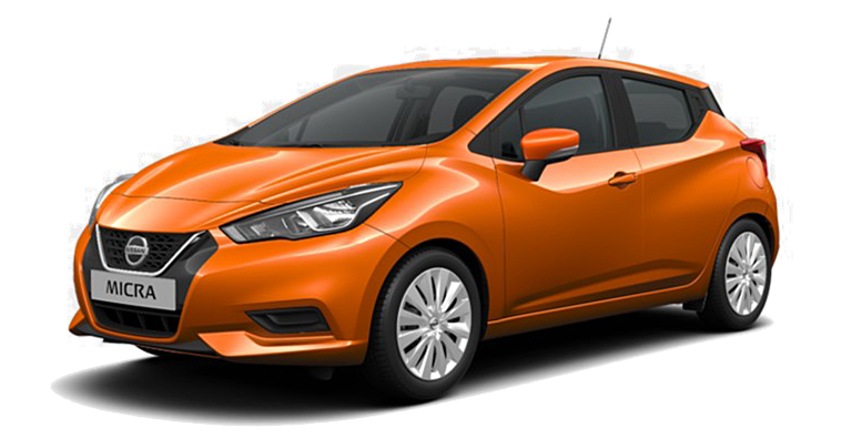 Nissan Micra Acenta Auto Personal Contract Purchase