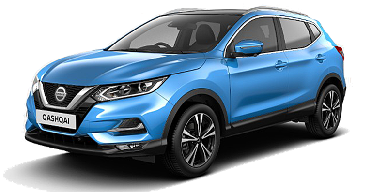 Qashqai N-Connecta (Glass Roof) Personal Contract Purchase