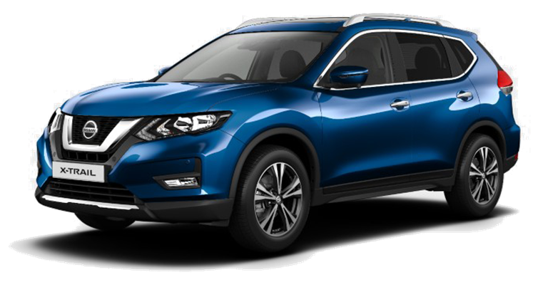 X-Trail N-Connecta Auto Personal Contract Purchase