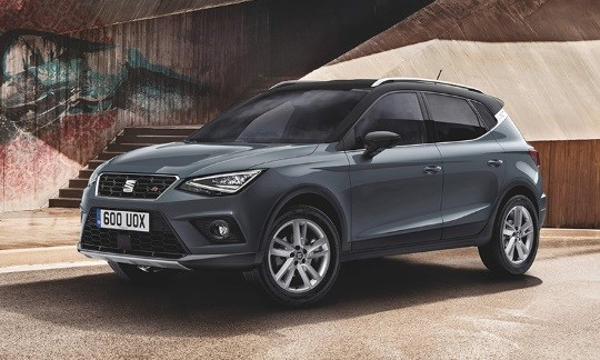 SEAT Arona from £159 per month