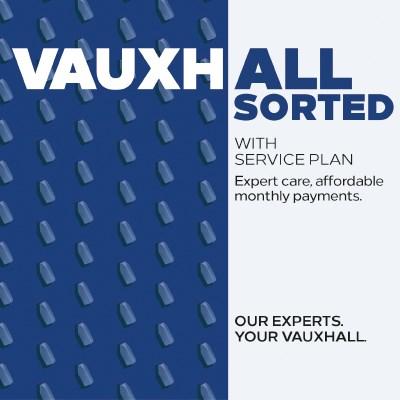 Vauxhall Service Plan