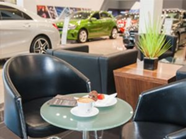 The Mercedes-Benz Motability Coffee Morning Saturday 19th October