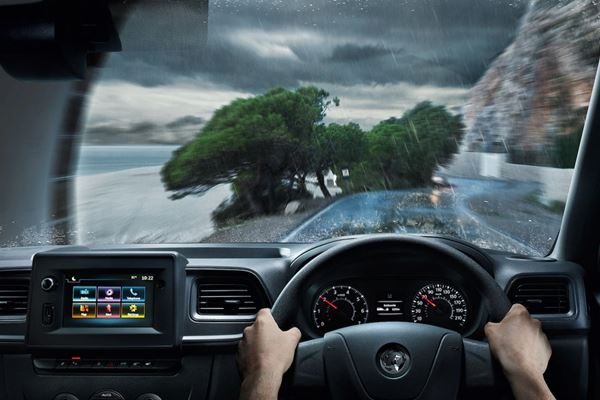 Vauxhall New Movano