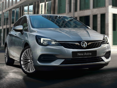 New Vauxhall Astra to Benefit from Reduced Emissions and fuel consumption