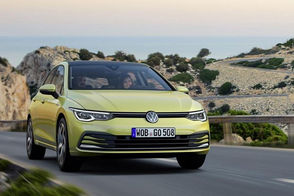 Introducing the Golf 8