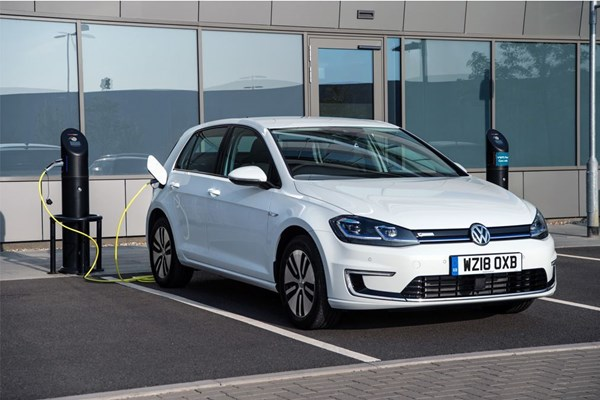 No benefit in kind tax for pure electric company cars in 2020/21