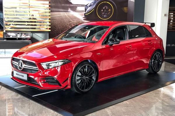 The New Mercedes-Benz A-Class Range