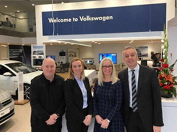 Agnew Volkswagen Wins Prestigious Award