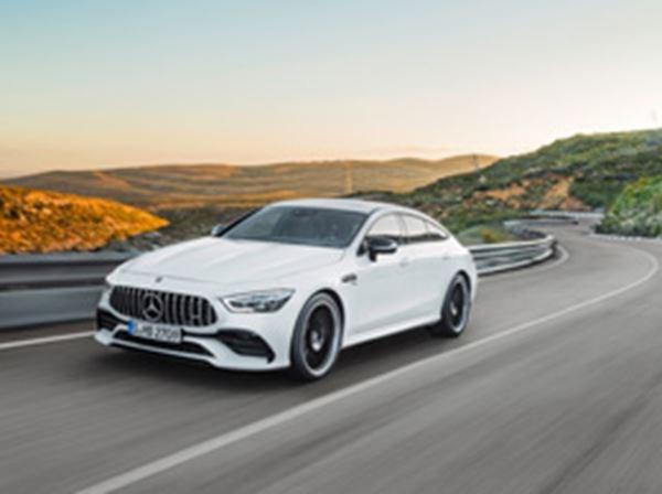 Mercedes-AMG GT 4-Door Coupé: performance meets design