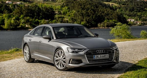 The all-new Audi A6 Saloon & Avant is here