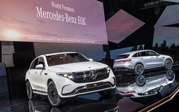 Mercedes-Benz is entering the era of electromobility