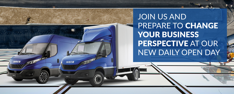 North East Truck and Van set for second IVECO Daily Open Day