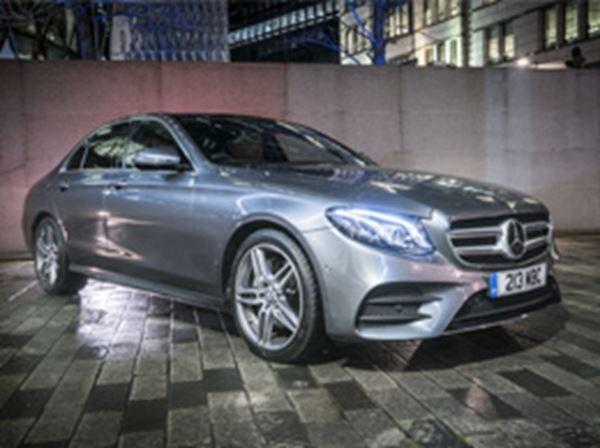 Mercedes-Benz wins 'Fleet Manufacturer of the Year' at 2018 Fleet News Awards
