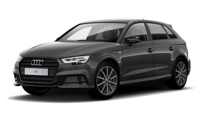 Audi A3 Sportback 30 TFSI Black Edition Tech Pack