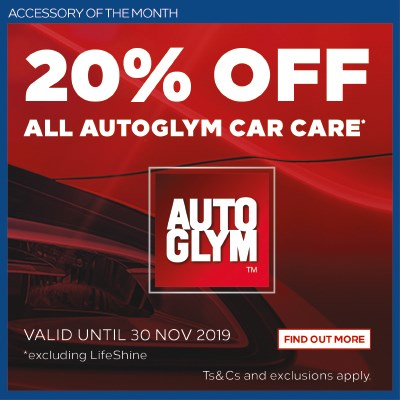 Accessory of the month - November 2019