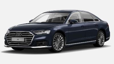 Audi A8 Saloon 50 TDI Quattro S Line