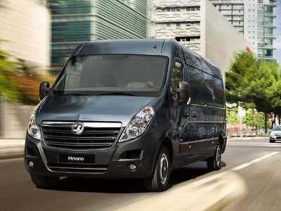 Vauxhall Vans For Sale - The Latest Offers at Drive Vauxhall