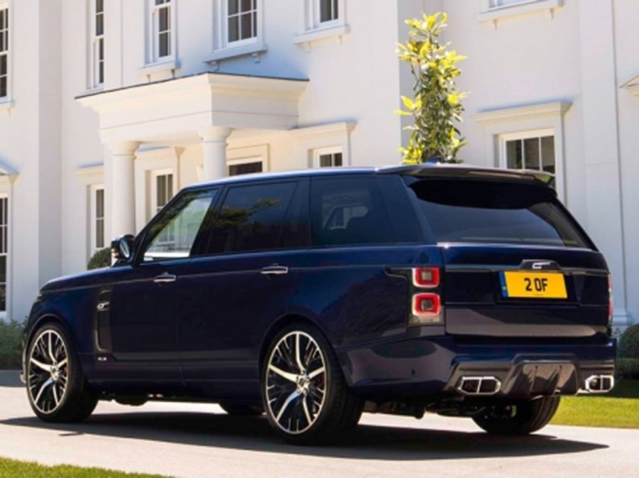WHY BUY AN OVERFINCH RANGE ROVER?