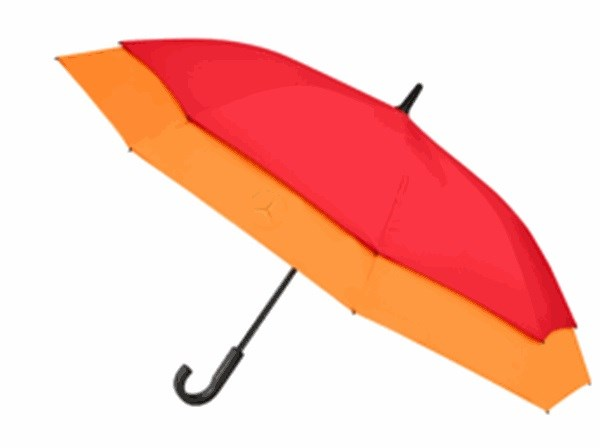 Get ready for Autumn with our Mercedes-Benz Umbrellas