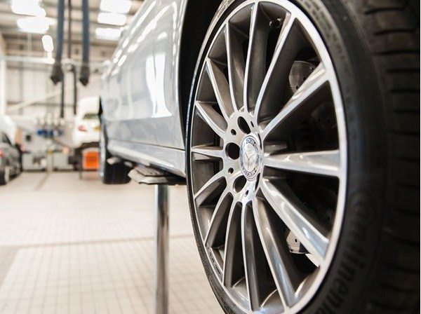 Mercedes-Benz Approved Bodyshop