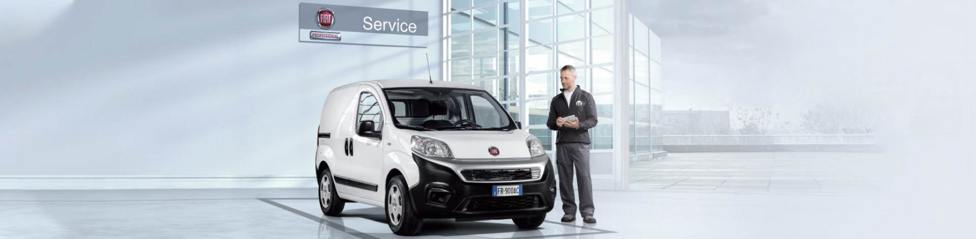 Fiat Professional extended servicing opening hours at North East Truck and Van