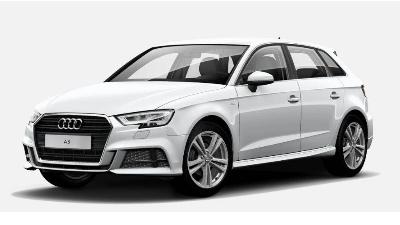 Audi A3 Sportback 25 TFSI S Line
