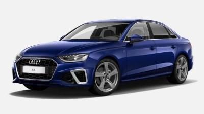Audi A4 Saloon 35 S Line S Tronic