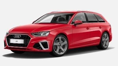 Audi A4 Avant 35 TFSI S Line
