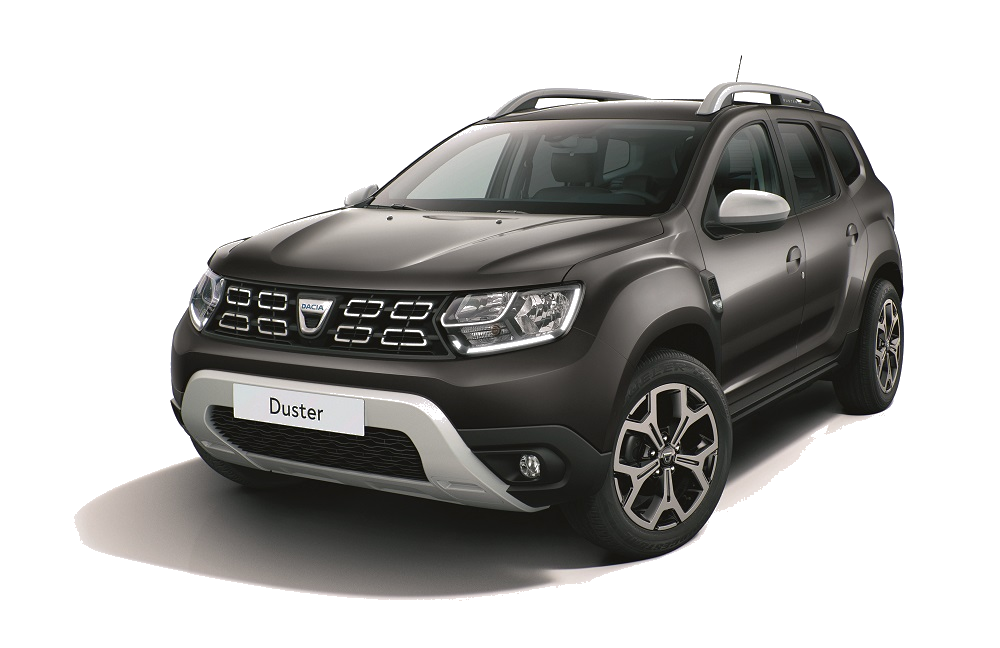 All-New Dacia Duster - Rugged, robust and better looking