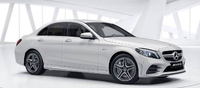 Mercedes-Benz C43 AMG 4MATIC Edition Saloon