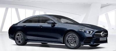 Mercedes-Benz CLS 300d AMG Line Coupe