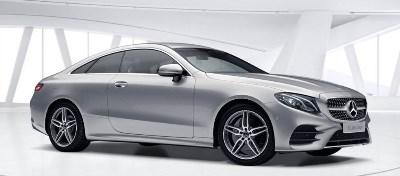Mercedes-Benz E220d AMG Line Coupe