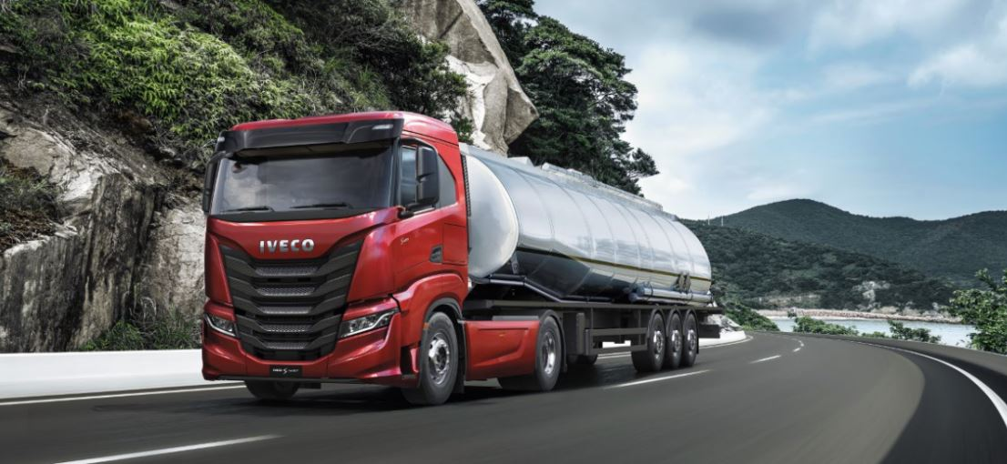 Introducing the IVECO S-WAY