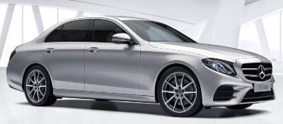 Mercedes-Benz E-Class Business Offers Coming Soon