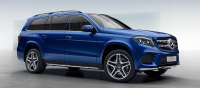 Mercedes-Benz GLS Offers Coming Soon