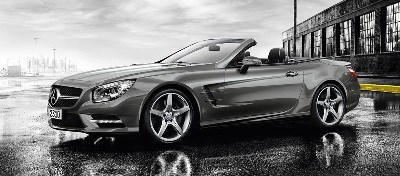 Mercedes-Benz SL Business Offers Coming Soon