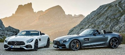 Mercedes-AMG GTC Roadster Offers Coming Soon