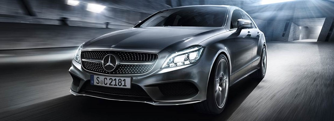 CLS Front View